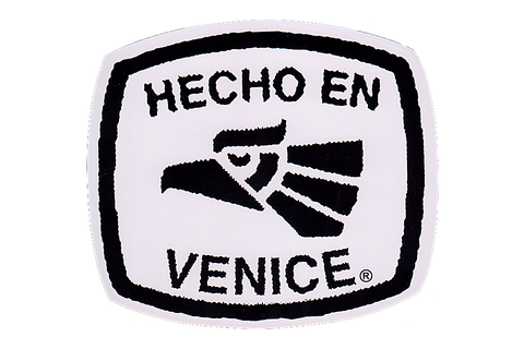 HECHO EN VENICE XL STICKER