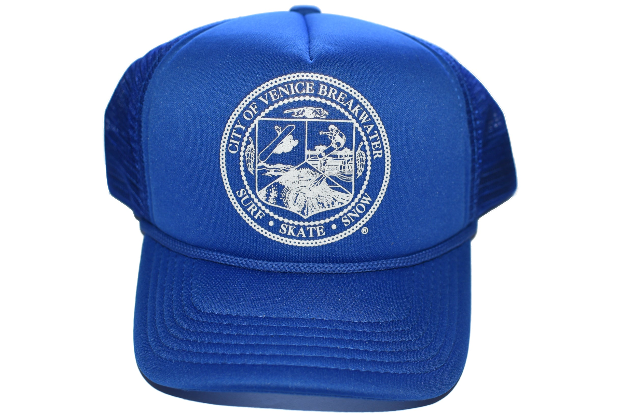 VENICE BREAKWATER KIDS TRUCKER HAT