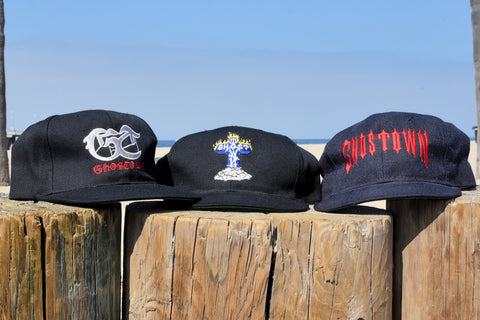 Vintage Ghost Town Hats