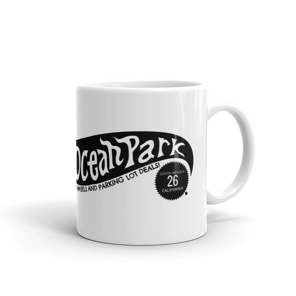 OP26 Parking Lot Deals Mug