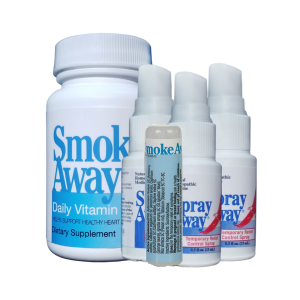 Smoke Away Essentials Kit