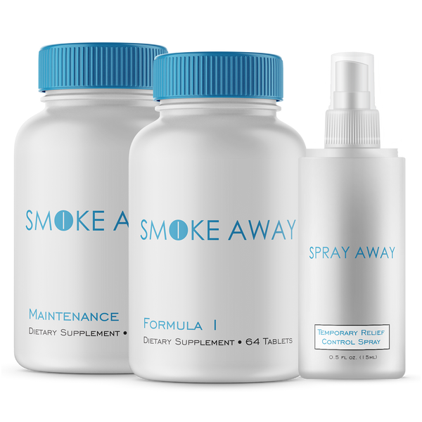 Smoke Away Essentials Kit - Smoke Away