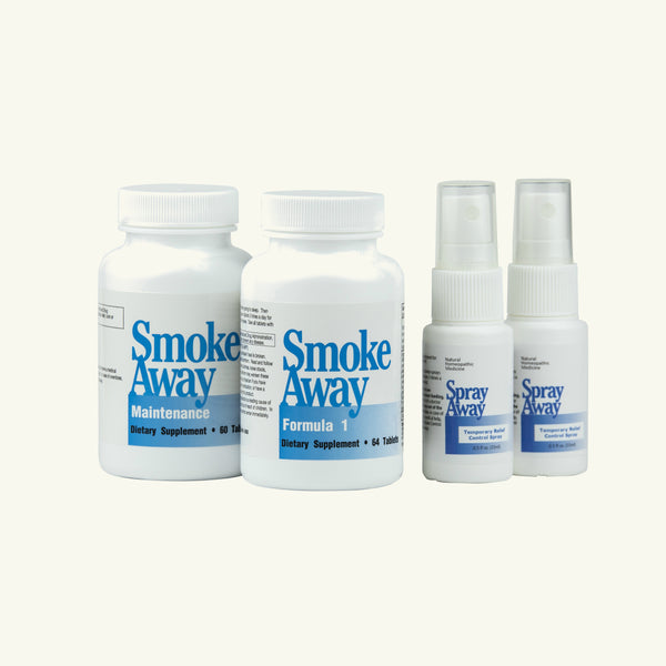 Smoke Away Complete Kit