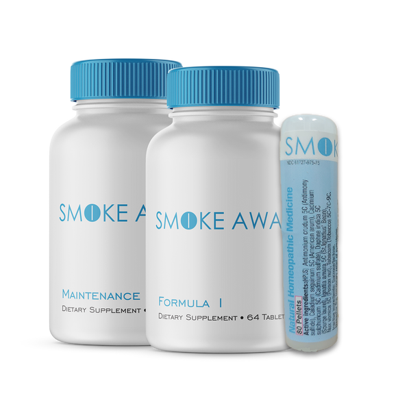 Smoke Away Premium Kit - Smoke Away