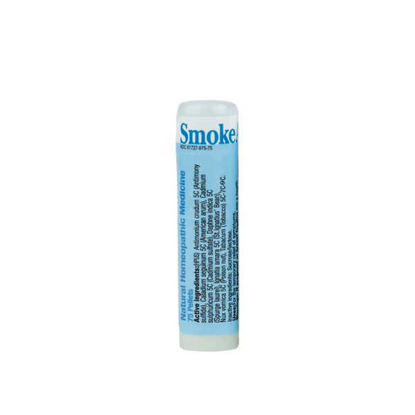 Homeopathic Medicine - Smoke Away