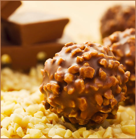 Chocolate Nut Truffles - Premium Hand-Crafted E-Juice