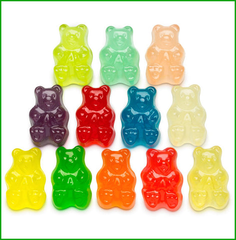 Bear Naked Gummi's - Premium Hand-Crafted E-Juice