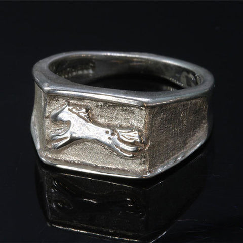My Pony Ring in Sterling Silver