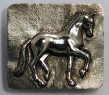 Classic Dressage Piaffe Belt Buckle