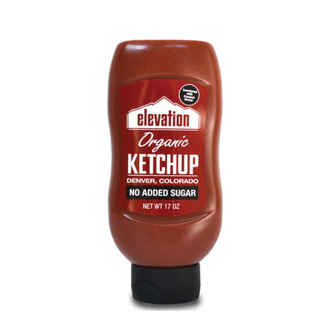 Ketchup with no added sugar