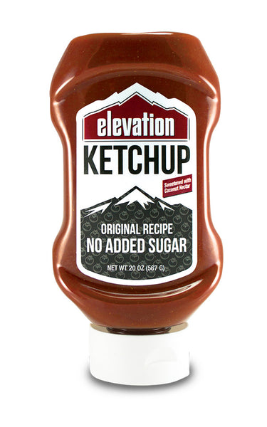 No Added Sugar Organic Ketchup