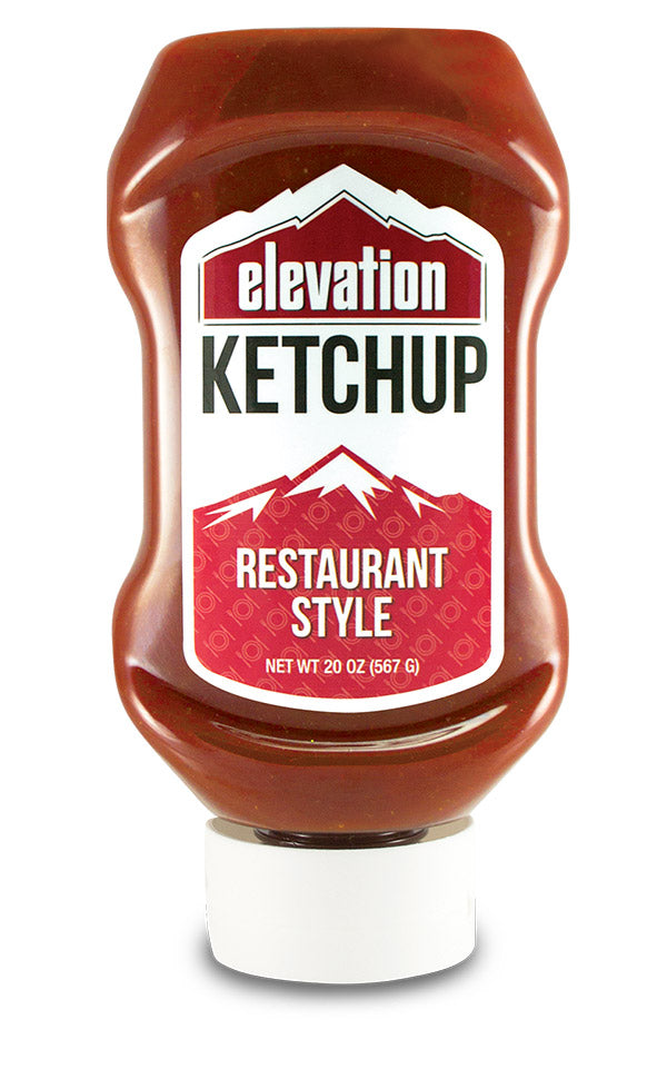 Organic Ketchup for Restaurants - Restaurant Style Organic Ketchup