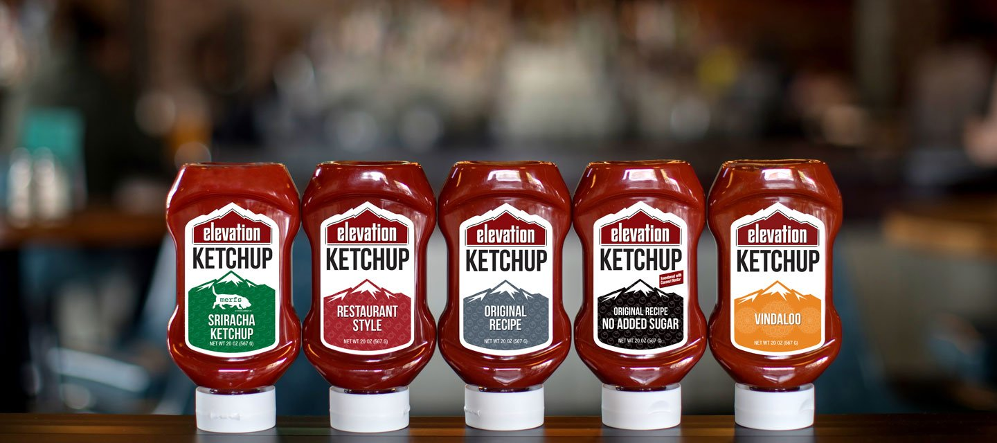 HAND-CRAFTED ORGANIC KETCHUP