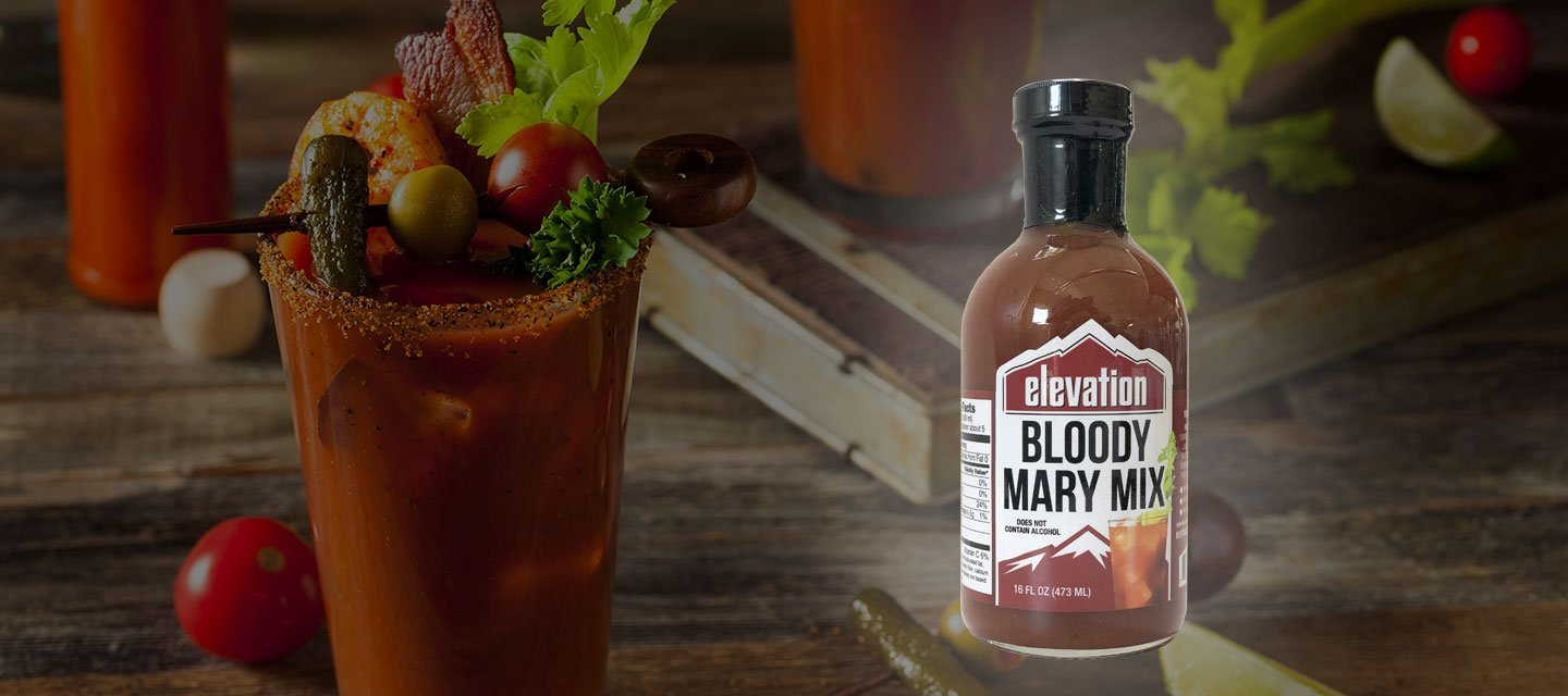 BLOODY MARY MIX!