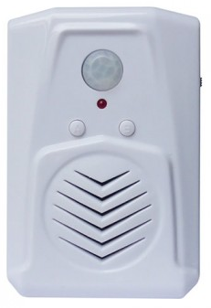 PIR Motion Sensor - Plays speech, music or sound effects