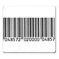 RF Barcode label - 1000 pcs. roll