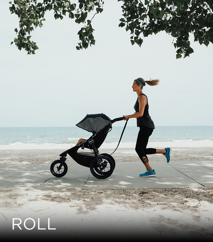5 Jogging Stroller Safety Tips That You Should Know