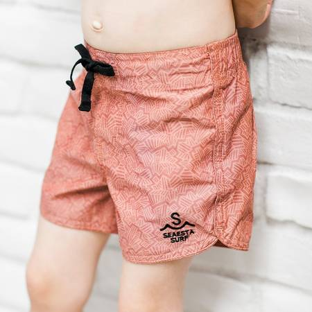 Terracotta Snap Crackle Chop Boardshorts