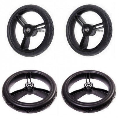 "Mountain Buggy 10"" Aerotech Wheel Set for Duet (4wheels) - Strollerdepot"