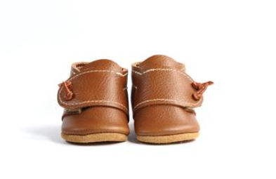 Lizzie Homemade: Danny D Moccasins - Strollerdepot