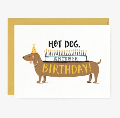Hot Dog Another Birthday - Strollerdepot
