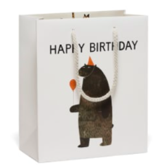 Birthday Bears Gift Bag - Strollerdepot