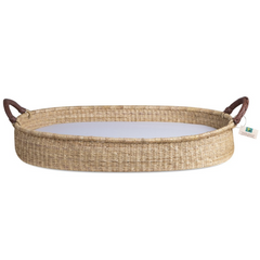 Handwoven Changing Basket - Strollerdepot