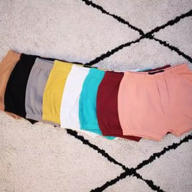 Organic Short - Solid Colors