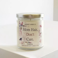 Motherhood Inspired Sayings Tuberose Soy Candle 8oz