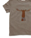 Brown Moose T-Shirt - Strollerdepot