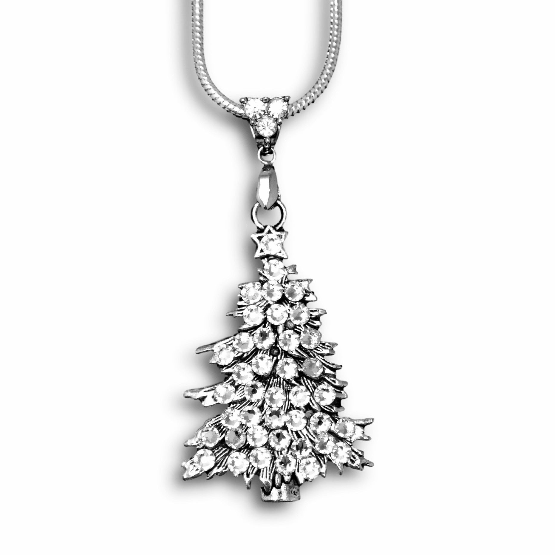 Christmas Tree Pendant