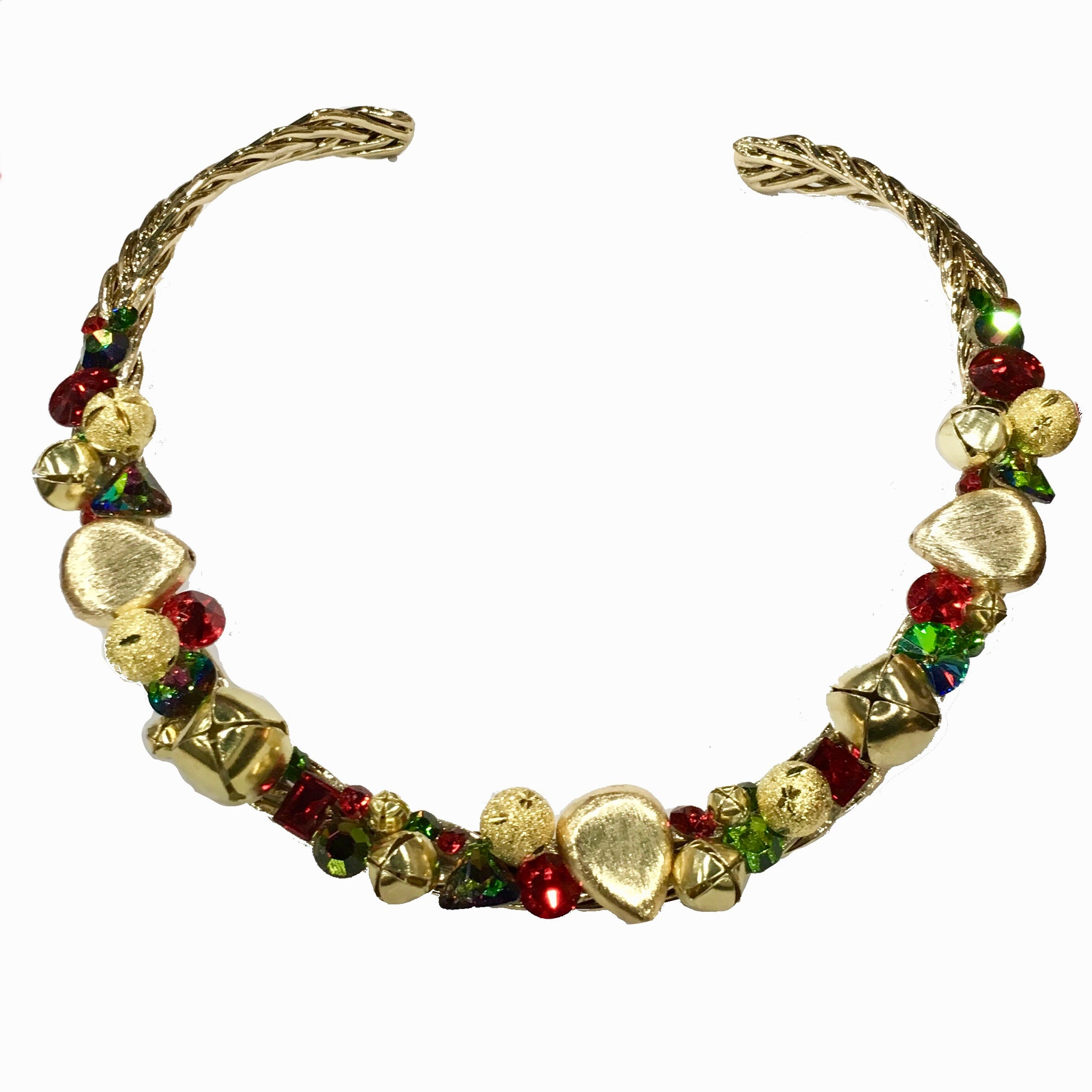 Jingle Bells Choker