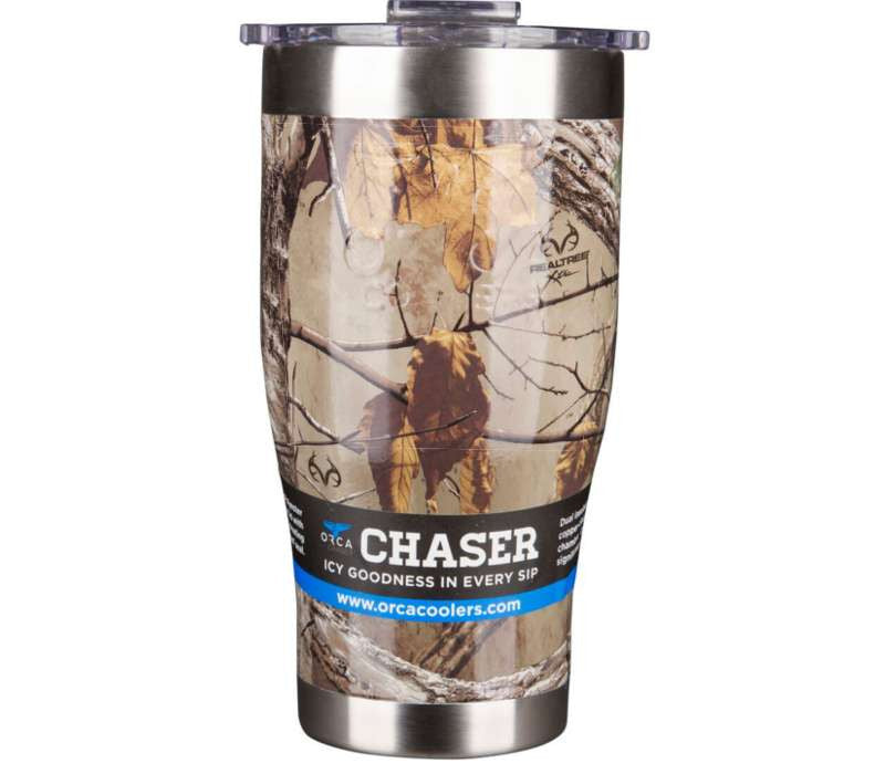 27 oz Camo/Clear Lid