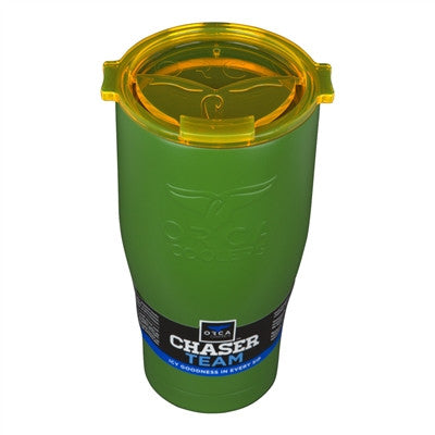 27 oz  Green/Yellow Lid
