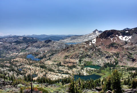 Desolation Wilderness, Eldorado National Forest