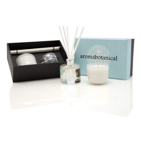 2 Piece White Jasmine & Sandalwood Gift Set - Boutique Marie Dumas