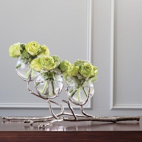 3-Twig Vase Holder - Boutique Marie Dumas