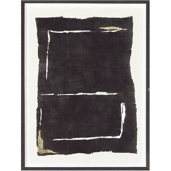 Abstract Black III - Boutique Marie Dumas