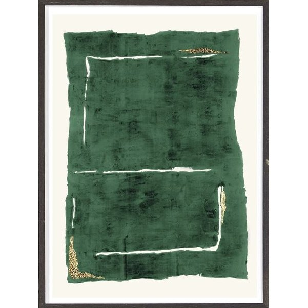 Abstract Emerald III - Boutique Marie Dumas
