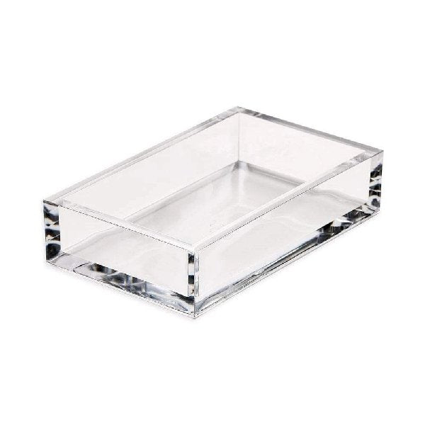 Acrylic Guest Napkin Holder - Boutique Marie Dumas