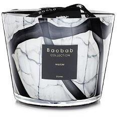 Baobab Collection - Small Stones Marble Candle - Boutique Marie Dumas