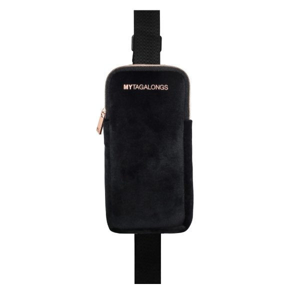 Black Phone Sling - Boutique Marie Dumas