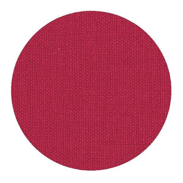 Canvas Round Fuchsia Coasters - Boutique Marie Dumas