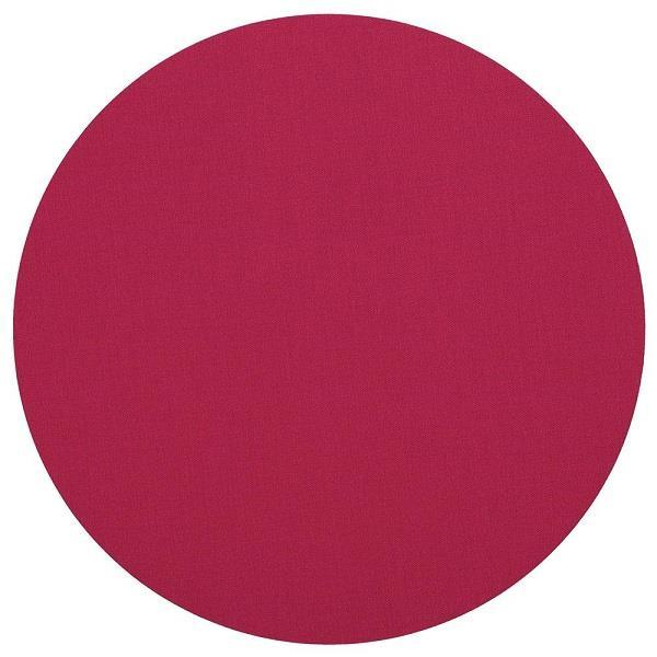 Canvas Round Fuchsia Placemat - Boutique Marie Dumas