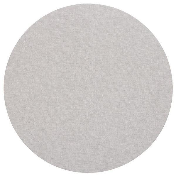 Canvas Round Linen Placemat - Boutique Marie Dumas