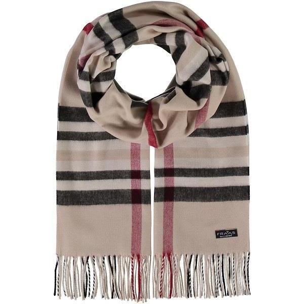Cashmink Scarf - Plaid - Boutique Marie Dumas