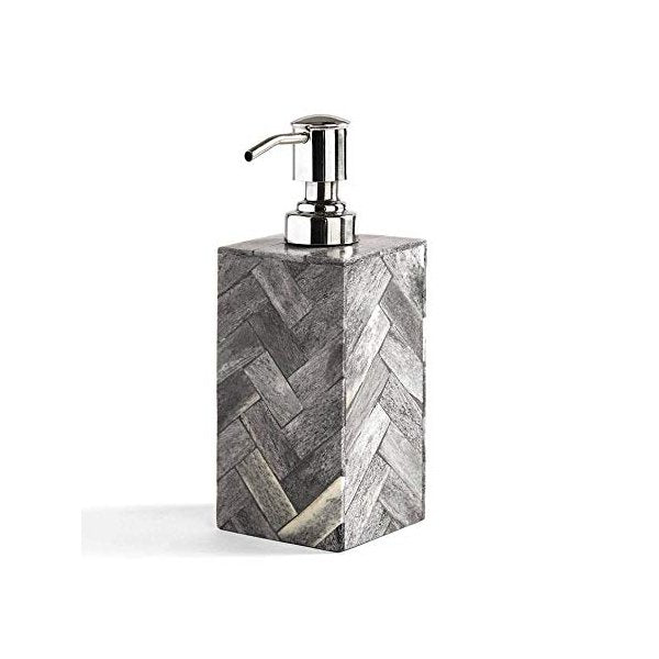 Chevron Lotion Dispenser - Boutique Marie Dumas