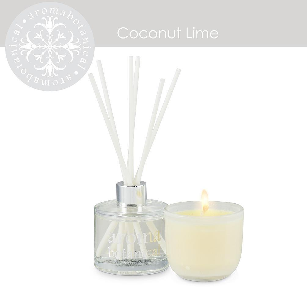 Coconut Lime Gift Set - Boutique Marie Dumas