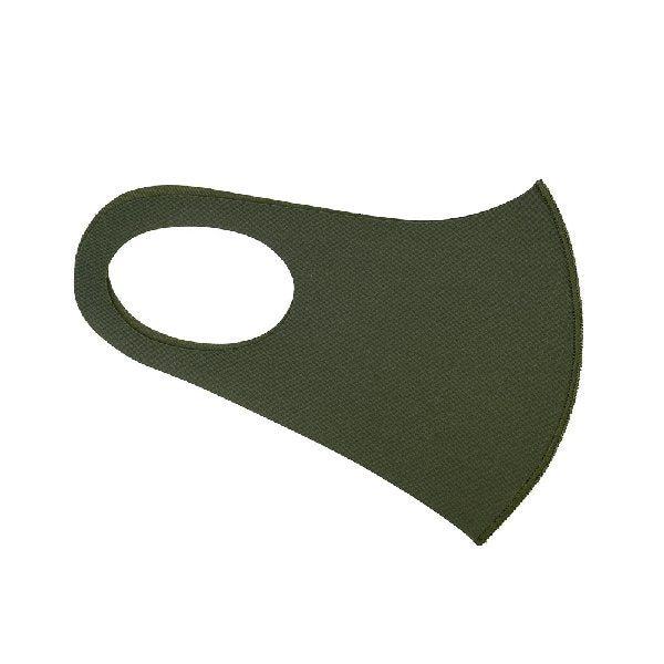 Fashionable Face Mask - Army Green - Boutique Marie Dumas