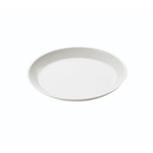 Guzzini Fusion Fruit Plate - Milk White - Boutique Marie Dumas